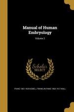 MANUAL OF HUMAN EMBRYOLOGY V02