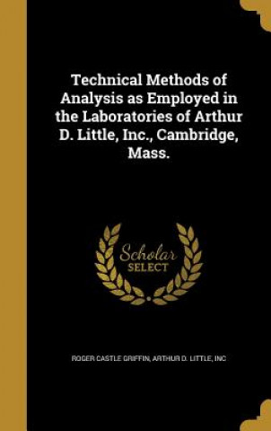 TECHNICAL METHODS OF ANALYSIS