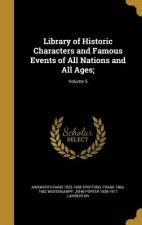 LIB OF HISTORIC CHARACTERS & F