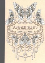 Summer Nights 20 Postcards: Published in Sweden as