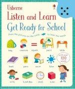 Get Ready for School (Listen & Learn) (Listen and Learn)