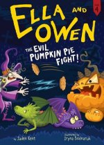 #4 THE EVIL PUMPKIN PIE FIGHT
