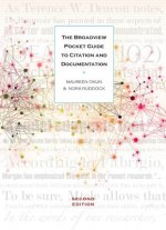 The Broadview Pocket Guide to Citation and Documentation 2e