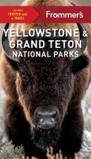 FROMMER YELLOWSTONE & GRAND TE