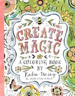 Create Magic: A Coloring Book