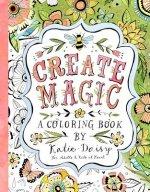 Create Magic - Coloring Book