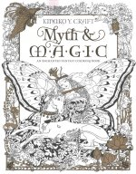 Myth & Magic - Coloring Book
