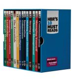 HBRs 10 Must Reads Ultimate Boxed Set, 14 Vols.