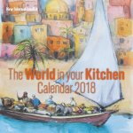 WORLD IN YOUR KITCHEN CAL 2018