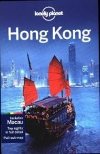 LONELY PLANET HONG KONG 17/E