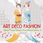 ART DECO FASHION (ART COLORING