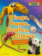 WINGS PAWS SCALES & CLAWS
