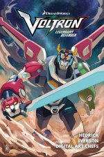 VOLTRON LEGENDARY DEFENDER TP