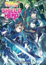 Rising Of The Shield Hero Volume 08: Light Novel