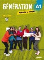 Generation A1 Poodrecznik + CD mp3 + DVD