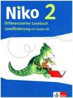 2. Schuljahr, Differenziertes Lesebuch. Leseförderung mit Audio-CD