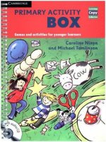 Primary Activity Box, w. Audio CD