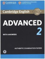 Cambridge English Advanced 2 for updated exam - Student's Book with downloadable audio