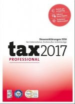 tax 2017 Professional, CD-ROM