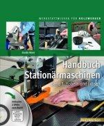 Handbuch Stationärmaschinen, m. 2 DVDs. Bd.1
