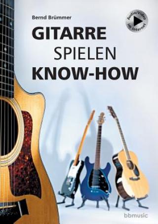 Gitarre spielen Know-how