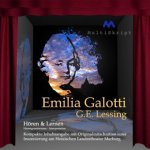 G. E. Lessing 'Emilia Galotti', 1 Audio-CD