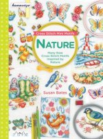 CROSS STITCH MINI MOTIFS NATUR
