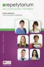 Repetytorium dla uczniow liceow i technikow Jezyk angielski Poziom rozszerzony