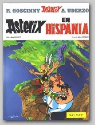 Asterix in Spanish