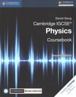Cambridge IGCSE (R) Physics Coursebook with CD-ROM and Cambridge Elevate Enhanced Edition (2 Years)