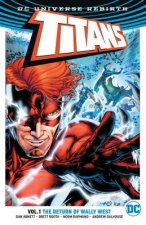 Titans Vol. 1 The Return Of Wally West (Rebirth)