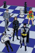 Batman 66 Meets John Steed & Emma Peel