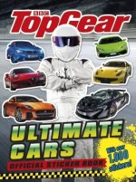Top Gear: Ultimate Cars Official Sticker