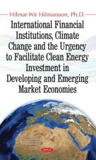 International Financial Institutions, Climate Change & the Urgency to Facilitate Clean Energy Investment in Developing & Emerging Market Economies