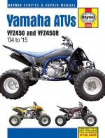 Yamaha YFZ450 & YFZ450R ATV Repair Manual