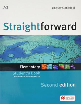 Straightforward 2nd Edition Elementary + eBook Student's Pack