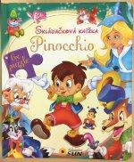 Skládačková knížka Pinocchio
