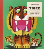 Tigre y sus amigos: Libro Pop-Up