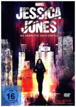 Marvels Jessica Jones, DVD. Staffel.1