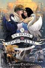 SCHOOL FOR GOOD & EVIL #4 QUES