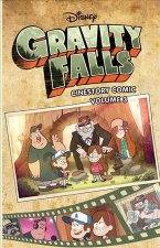 DISNEY GRAVITY FALLS CINESTORY
