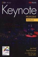 Keynote Proficient C2 Workbook +CD