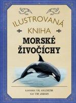 Ilustrovaná kniha Morské živočíchy