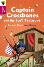 Oxford Reading Tree All Stars: Oxford Level 10: Captain Crossbones and the Lost Treasure
