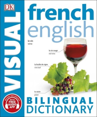 French-English Bilingual Visual Dictionary with Free Audio App