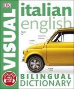 Italian-English Bilingual Visual Dictionary with Free Audio App