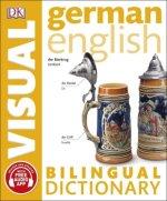 German-English Bilingual Visual Dictionary with Free Audio App