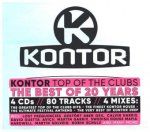 Kontor Top Of The Clubs-The Best Of 20 Years