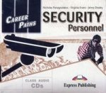 Career Paths Security Personnel