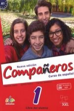 Companeros: Student Book with Internet Support Access